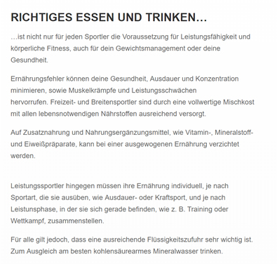 Ernährungsberatung für 74235 Erlenbach