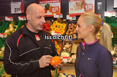 Fit, Gesund Essen: Ernährungsberater