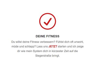 Fitness Berater in  Flein, Talheim, Untergruppenbach, Lauffen (Neckar), Ilsfeld, Heilbronn, Nordheim oder Neckarwestheim, Abstatt, Weinsberg