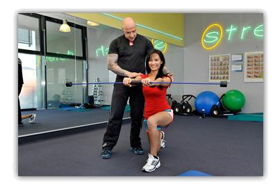 Fitnessraum aus  Löwenstein