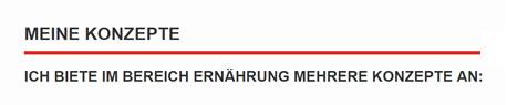 Konzepte in 74864 Fahrenbach