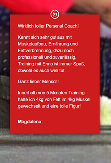 Toller Personal Coach