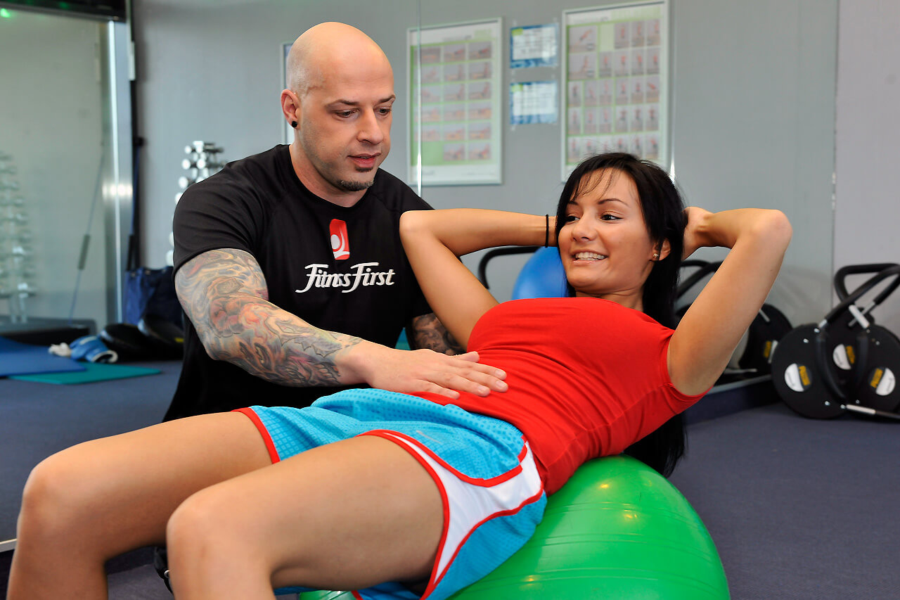 Enno Maaß - Bauchmuskeltraining