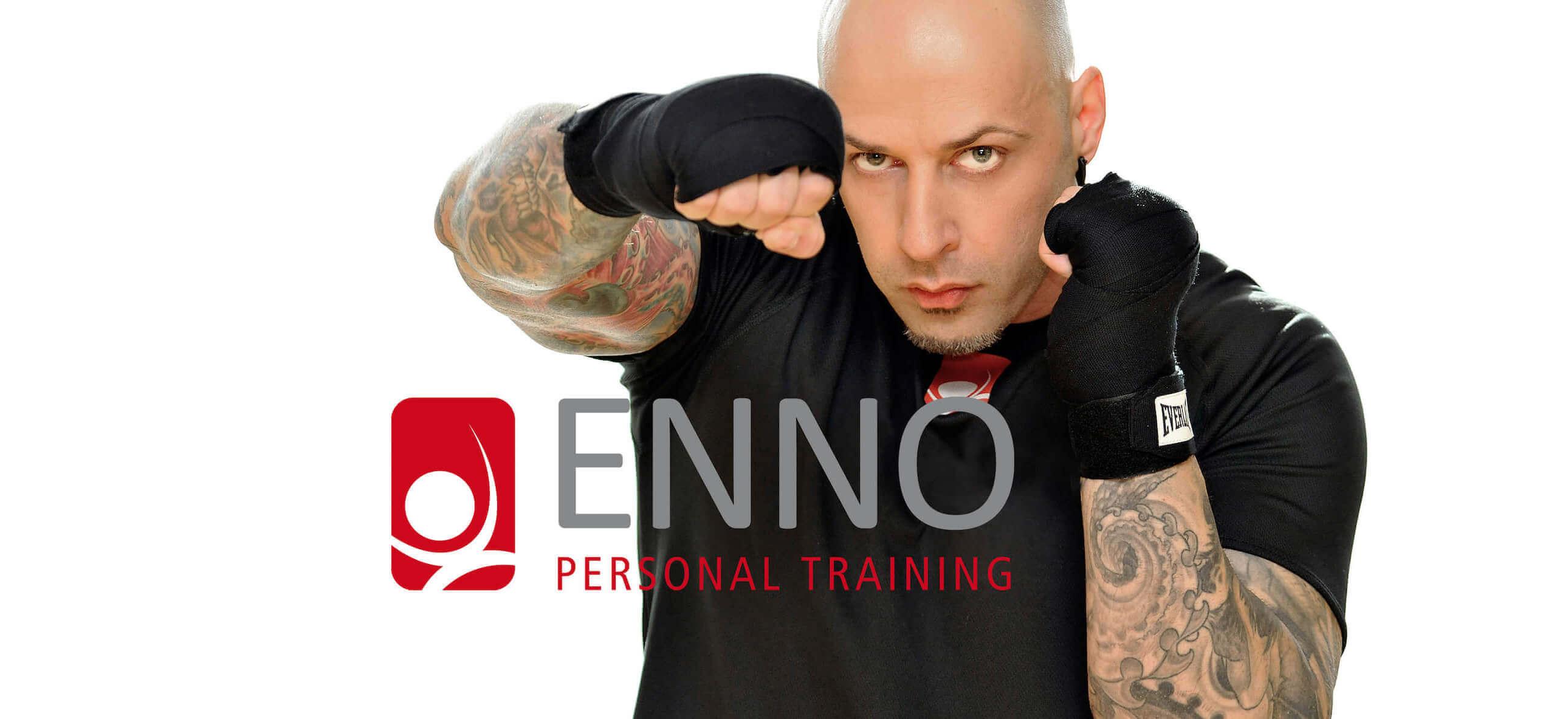 Enno Maaß - Ihr Personal Trainer in Heilbronn und Umgebung